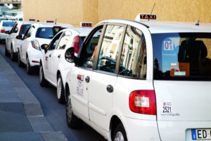 описание работы такси в риме